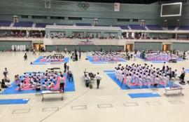 初の全国大会